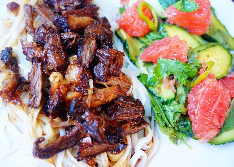 Рецепт тушеной свинины по-тайски