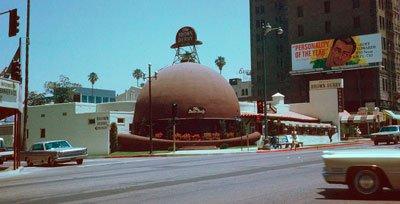 Ресторан Браун Дерби фото