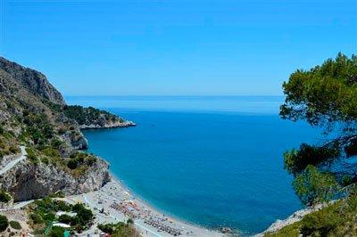 Море Андалузия фото