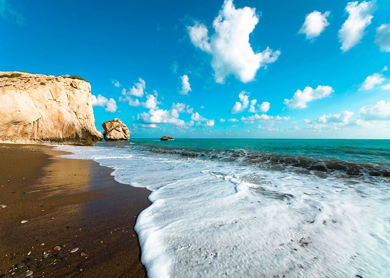 Кипр море фото