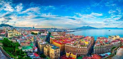 Город Неаполь фото