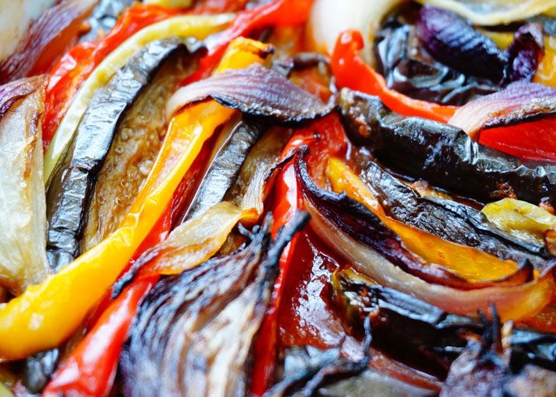 Рецепт баклажанов в томатном соусе фото