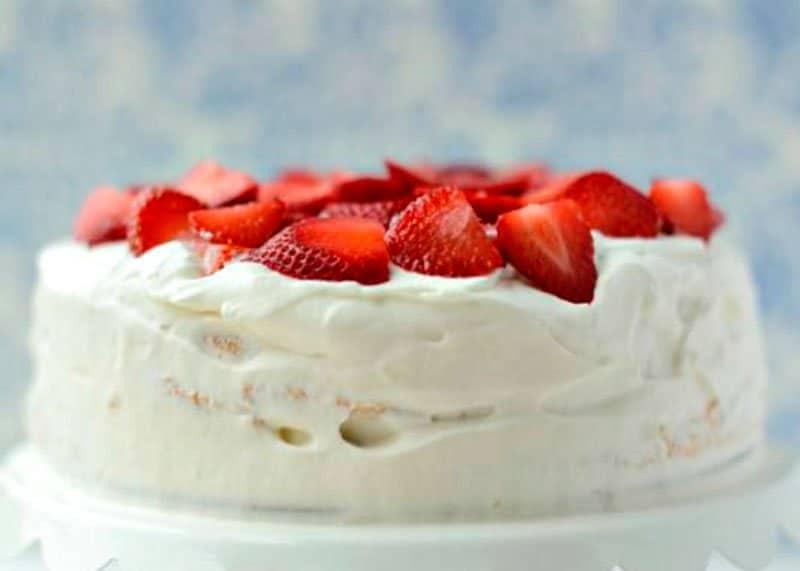 Торт блёткаке фото