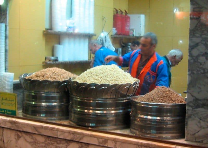 Кушари Египет фото