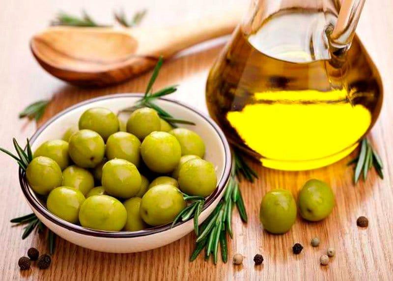 Производство оливкового масла фото
