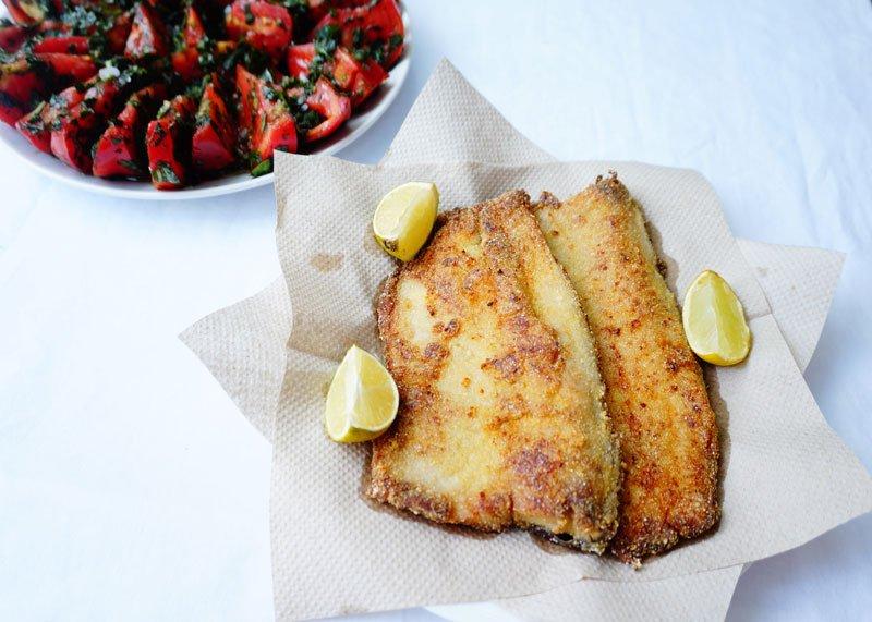 Рыба в кляре по-аркатски фото