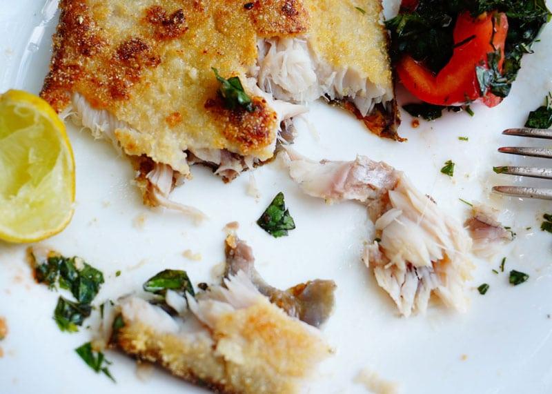 Рыба в кляре из муки рецепт фото
