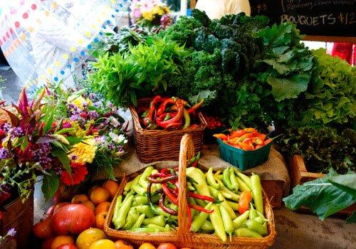 Свежие овощи диета фото