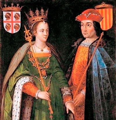 Изабелла и Фердинанд фото