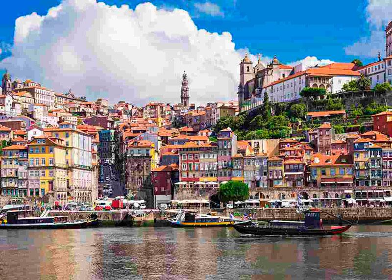 Португалия город фото