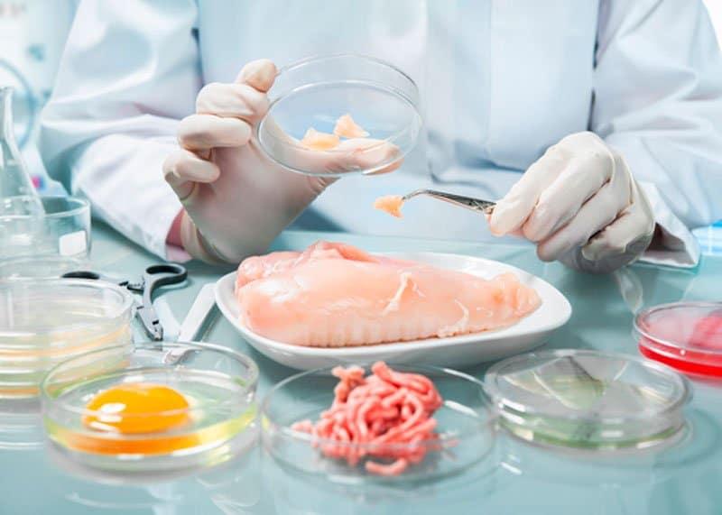 Микробы и еда фото