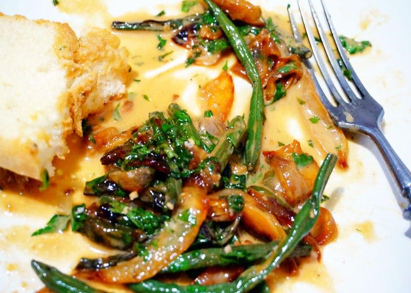 Рецепт фасоли со сливками фото