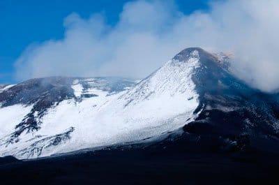 Гора Этна фото