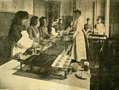 Кулинарный класс 1907 год фото