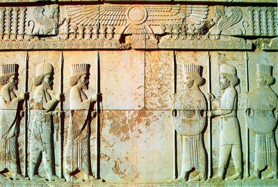 Рисунок Древняя Персия фото