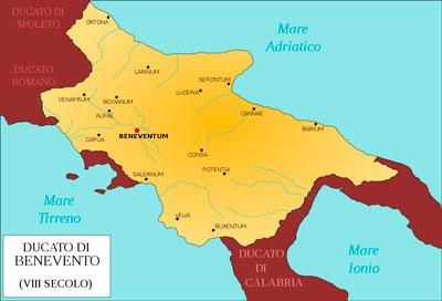 Италия Беневенто фото