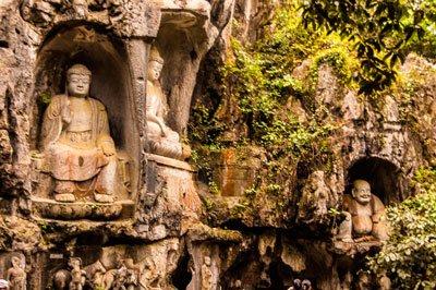 Храм Китай фото