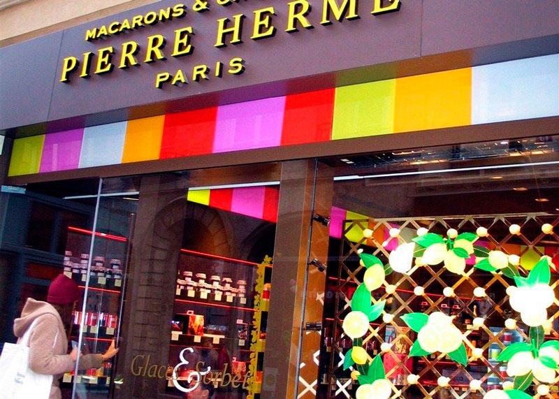 Магазин Пьера Эрме фото
