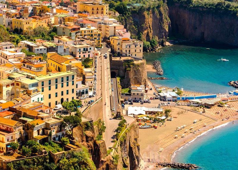 Италия Сорренто фото