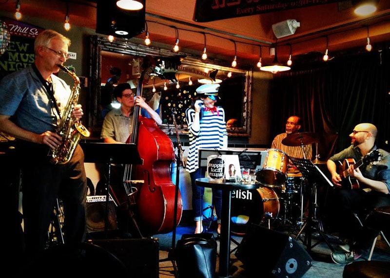 Торонто джаз фото