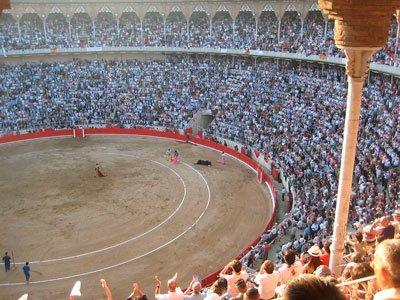 Торос Барселона фото