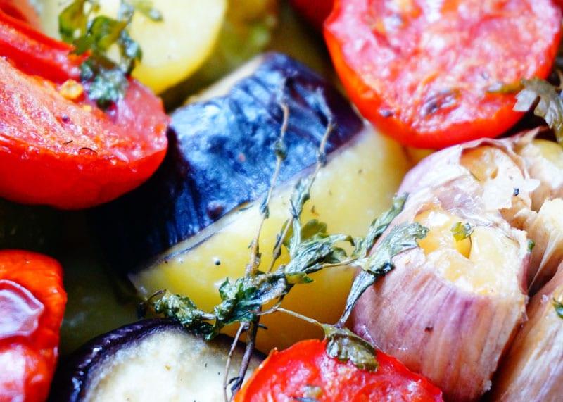 Овощное рагу канаццо фото