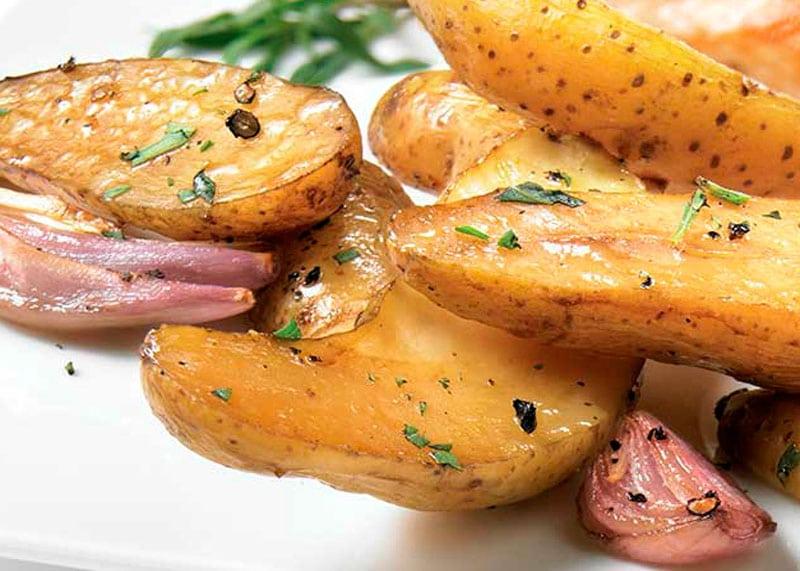 Конфи из картофеля фото