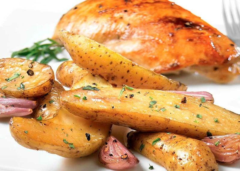 Рецепт конфи из картофеля фото