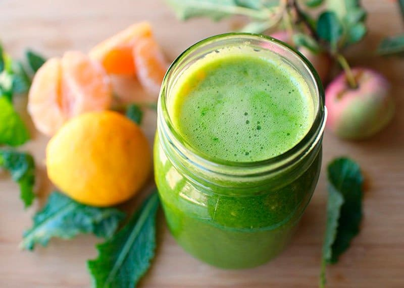 Свежевыжатые овощные соки фото