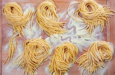 Спагетти ала китара фото
