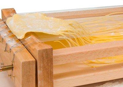 Приготовление спагетти ала китара фото