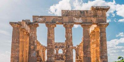 Древний Трапани фото