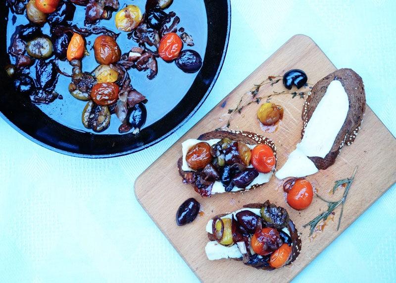 Жаренные оливки рецепт приготовления фото