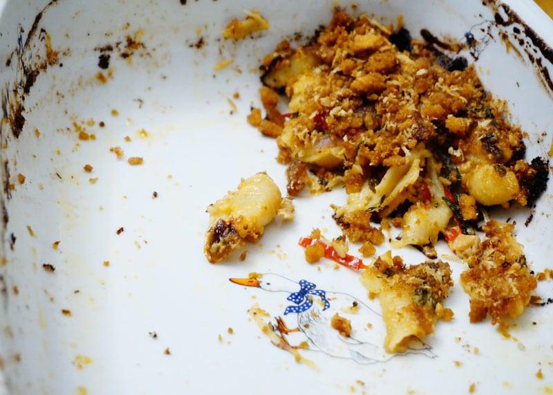 Приготовление макарон с сыром аль форно фото