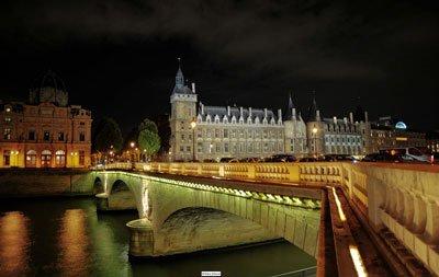 Мост менял Франция фото