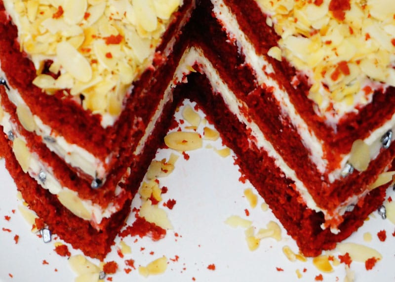 Торт Красный бархат рецепт фото