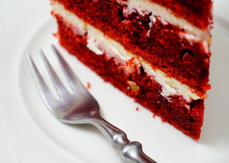 Торт Красный бархат рецепт приготовления фото