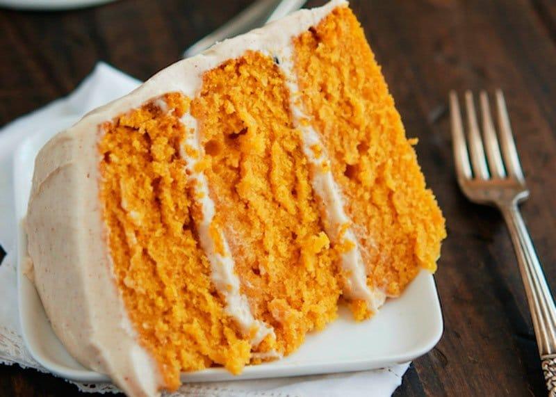 Тыквенный пирог мечта фото
