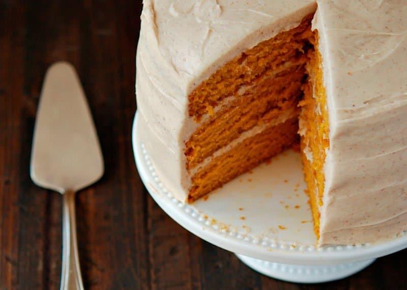 Рецепт тыквенного пирога мечта фото