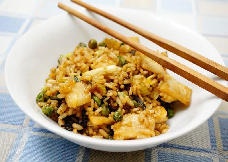 Рецепт риса чаофань фото