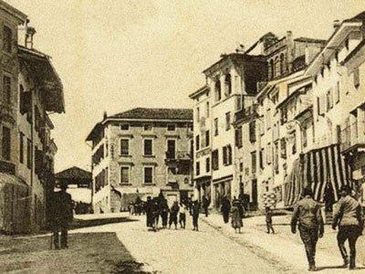 История прошутто Сан Даниэле Италия фото