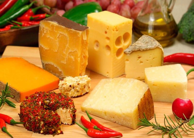 Виды сыров фото