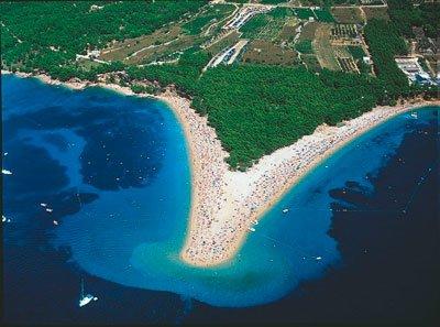 Остров Брач Хорватия фото