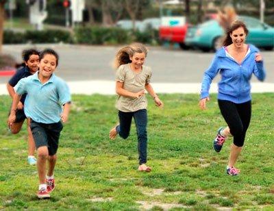 Спорт и дети фото