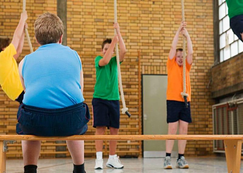 Проблемы у толстых детей фото