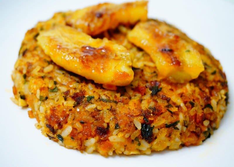 Рис с фасолью по-перуански рецепт фото