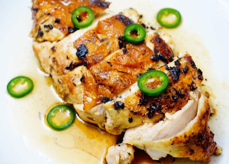 Цыпленк по-чикагски рецепт приготовления фото