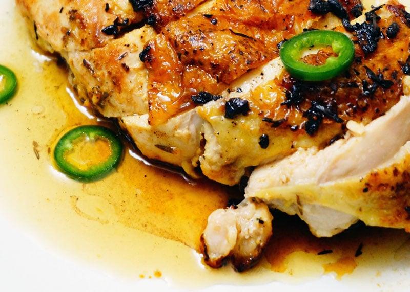 Рецепт цыпленка по-чикагски фото