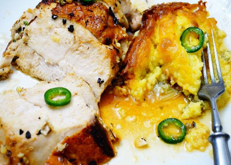 Приготовление цыпленка по-чикагски фото