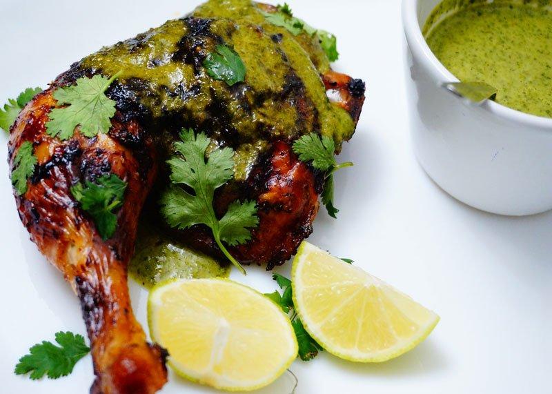 Цыпленок с халапеньо приготовление фото